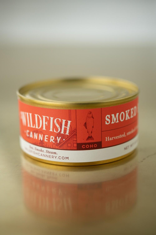 Wildfish Cannery, Smoked Coho Salmon