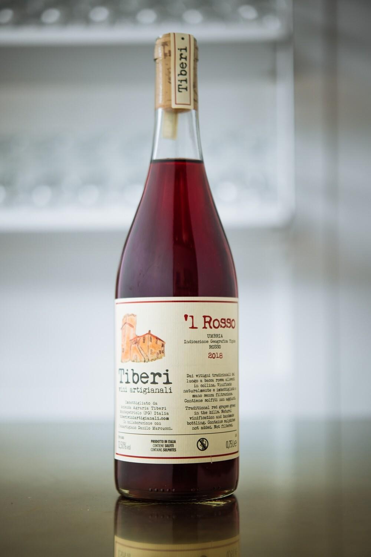 Tiberi, L Rosso (2018)