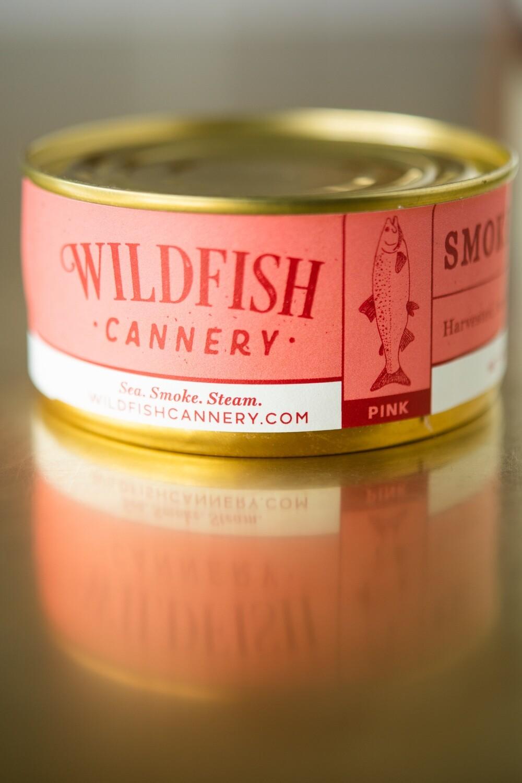 Wildfish Cannery, Smoked Pink Salmon