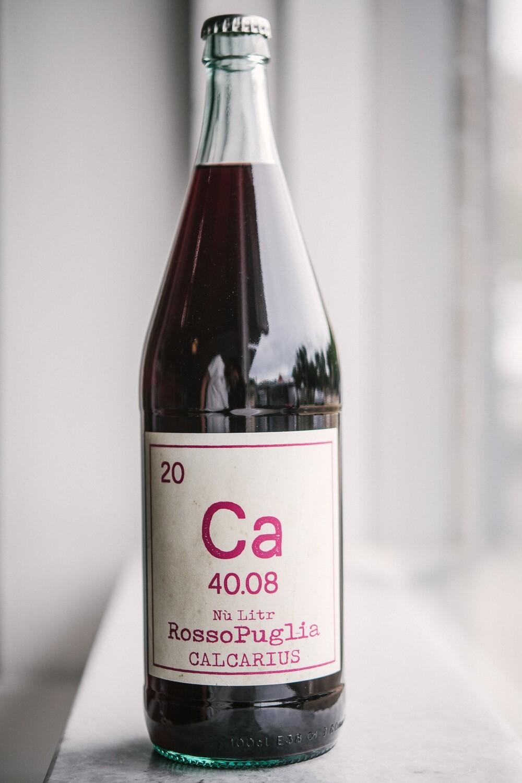 Calcarius, Rosso Puglia 1L (2019)