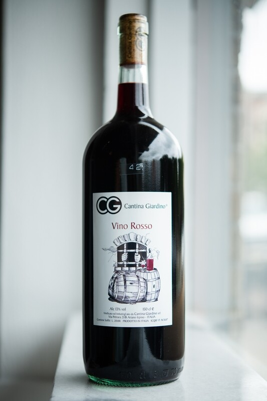 Cantina Giardino, Vino Rosso MAGNUM (2018)