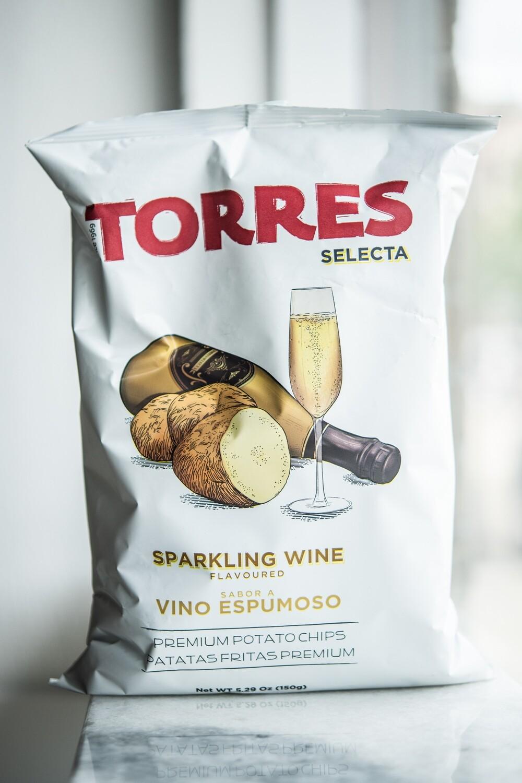 Torres Sparkling Wine Potato Chips