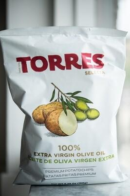 Torres Olive Oil Potato Chips