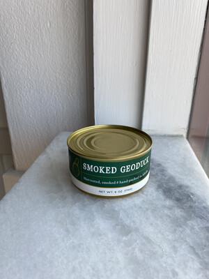 Wildfish Cannery Smoked Geoduck