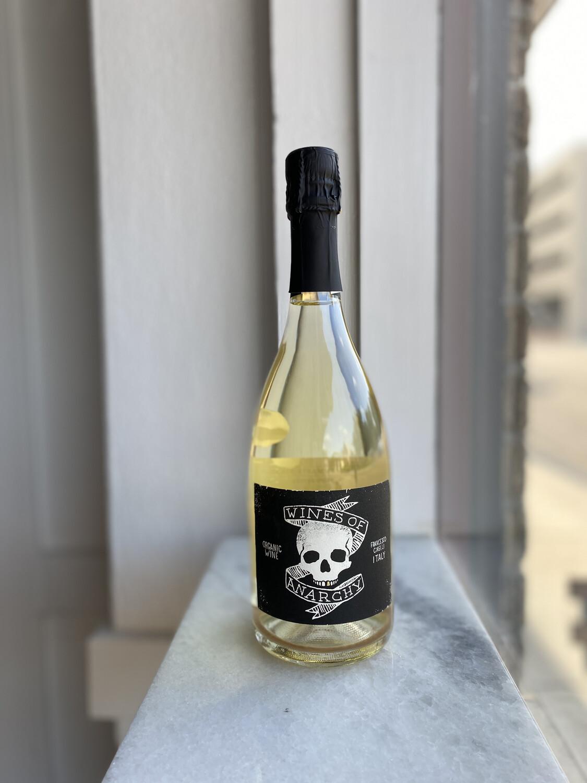 Cirelli 'Wines of Anarchy' Bianco Frizzante Trebbiano