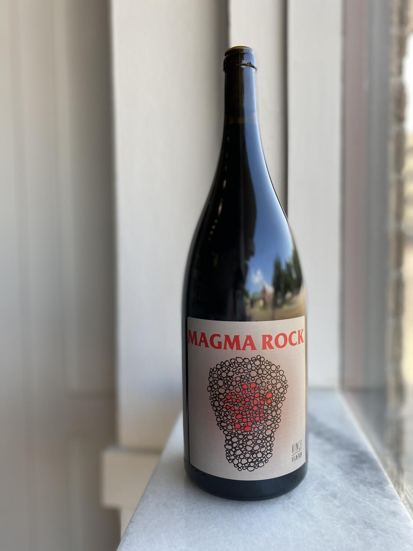 No Control 'Magma Rock' MAGNUM (2019)