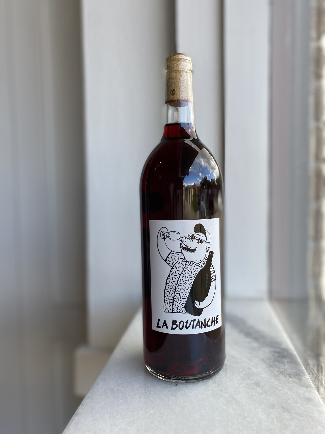Olivier Minot, 'La Boutanche' Gamay 1L (2019)