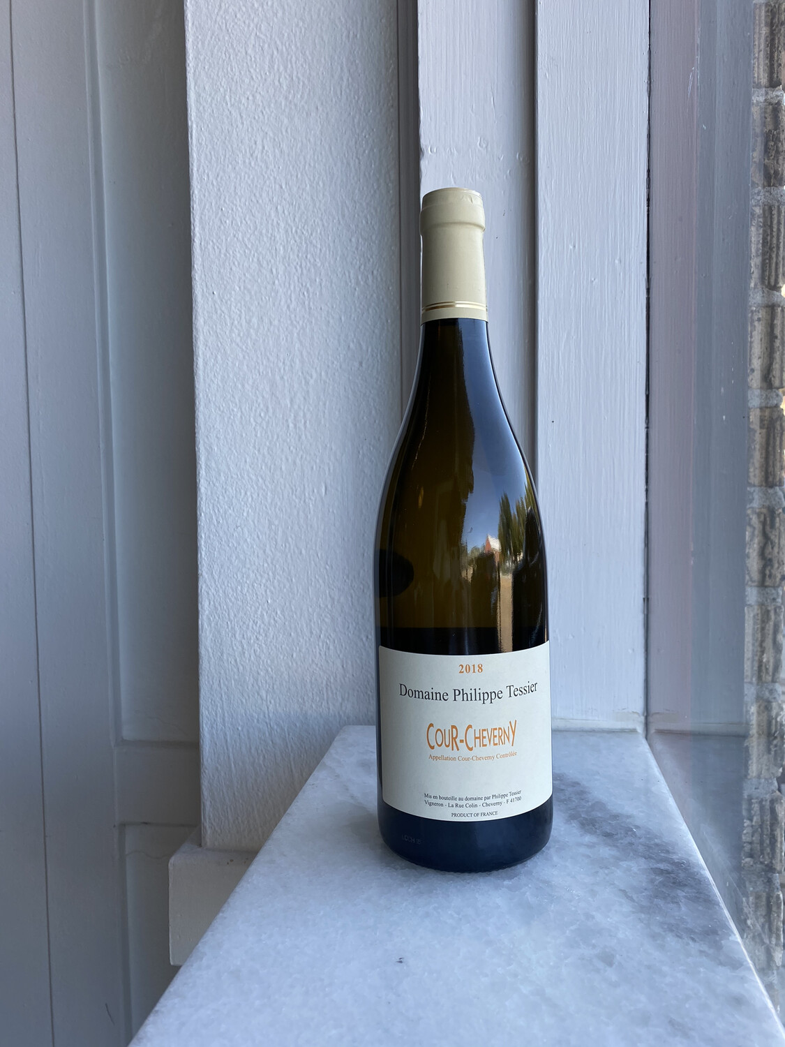 Domaine Philippe Tessier, Cour-Cheverny (2018)