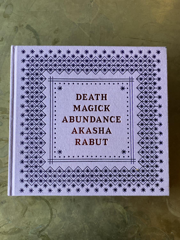 Death Magick Abundance Akasha Rabut