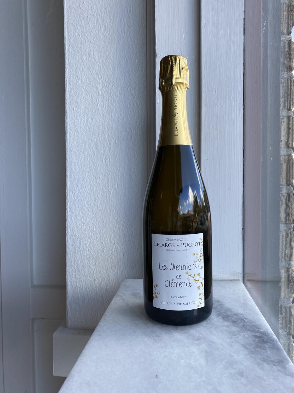 Lelarge-Pugeot, Champagne Les Meuniers de Clemence Extra Brut (NV)