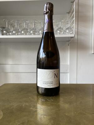 Bourgeois-Diaz, Champagne Blanc de Noirs Brut Nature (NV)