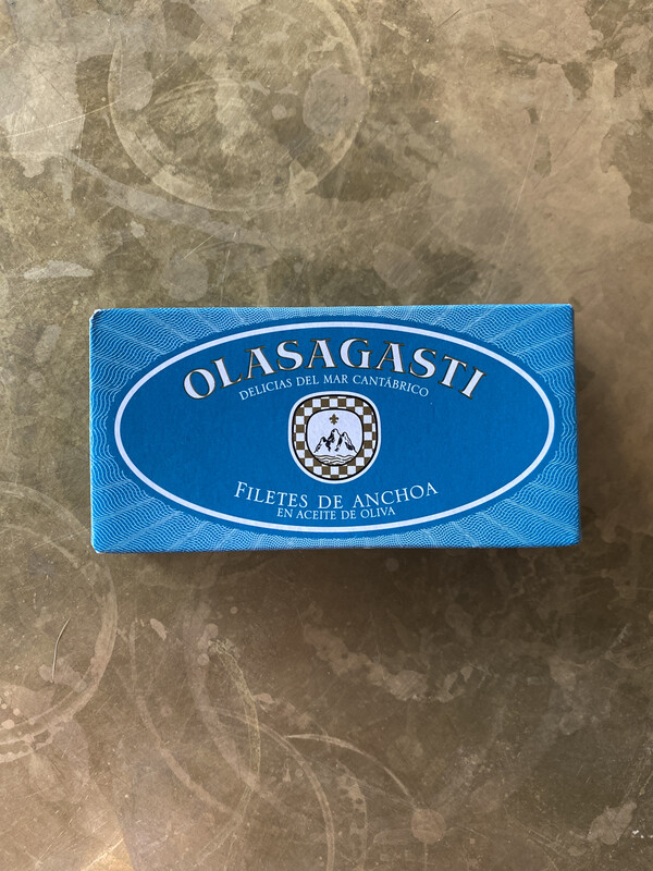 Olasagasti Anchovy Fillets in EVOO