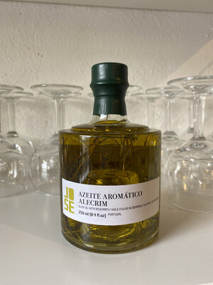 Jose Gourmet Olive Oil with Rosemary