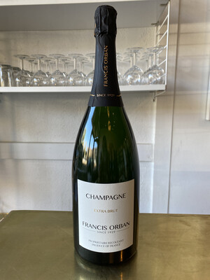 Champagne Francis Orban, Champagne Extra Brut Cuvee MAGNUM