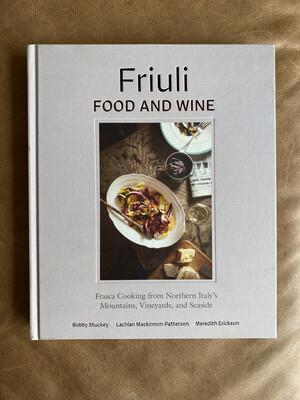 Friuli Food and Wine