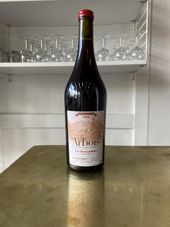 Joseph Dorbon, Arbois Rouge Vielles Vignes 'Les Bernardines' (2016)
