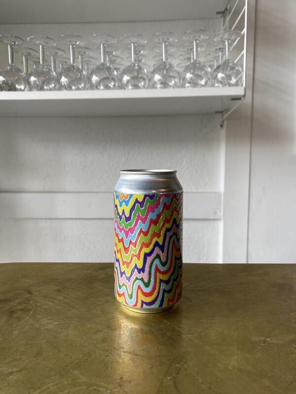 Las Jaras Wines 'Waves' White Wine CAN (2019)