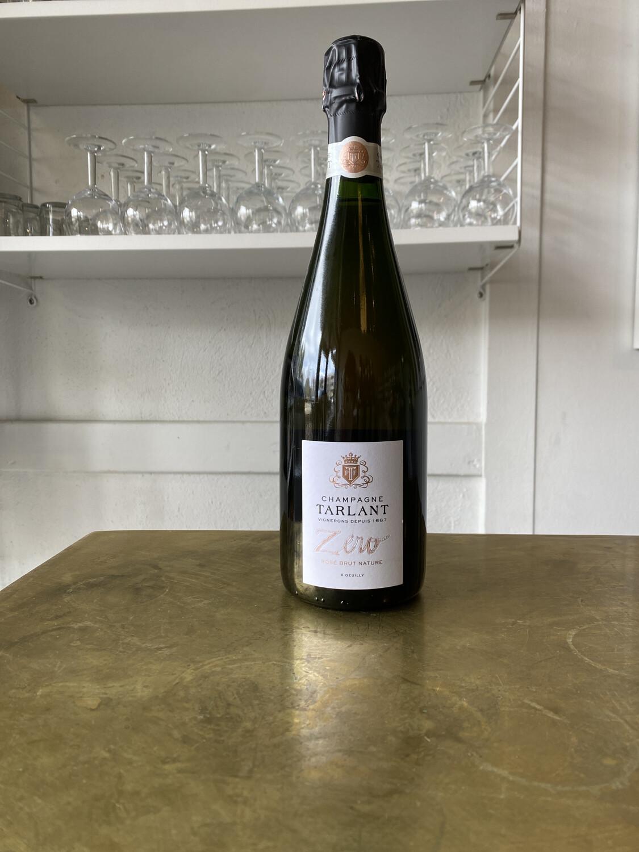 Champagne Tarlant, Brut Nature Zero Rose 2013 Base (2013)