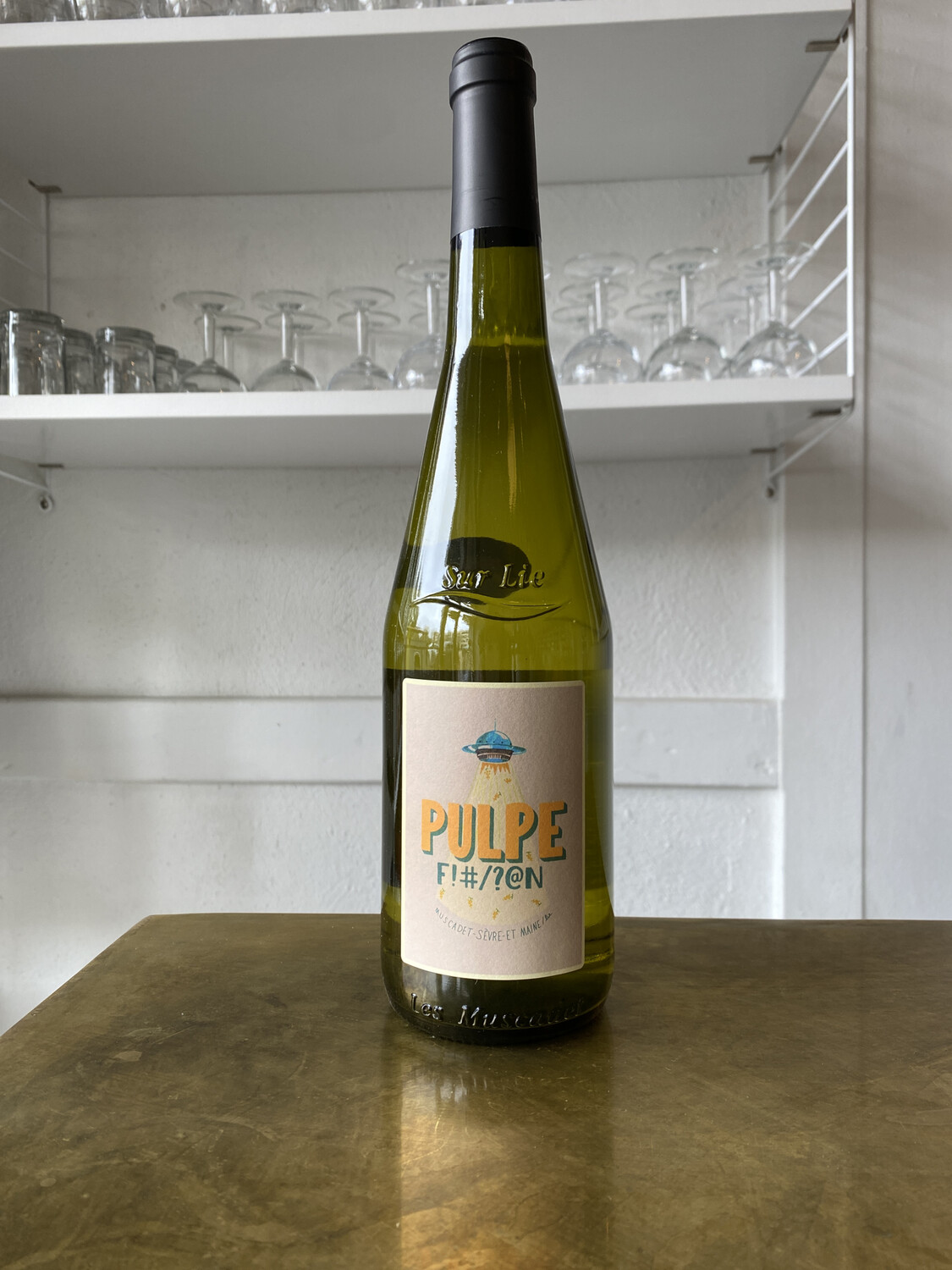 Pulpe Fiction, Muscadet Sèvre-et-Maine Lie (2019)