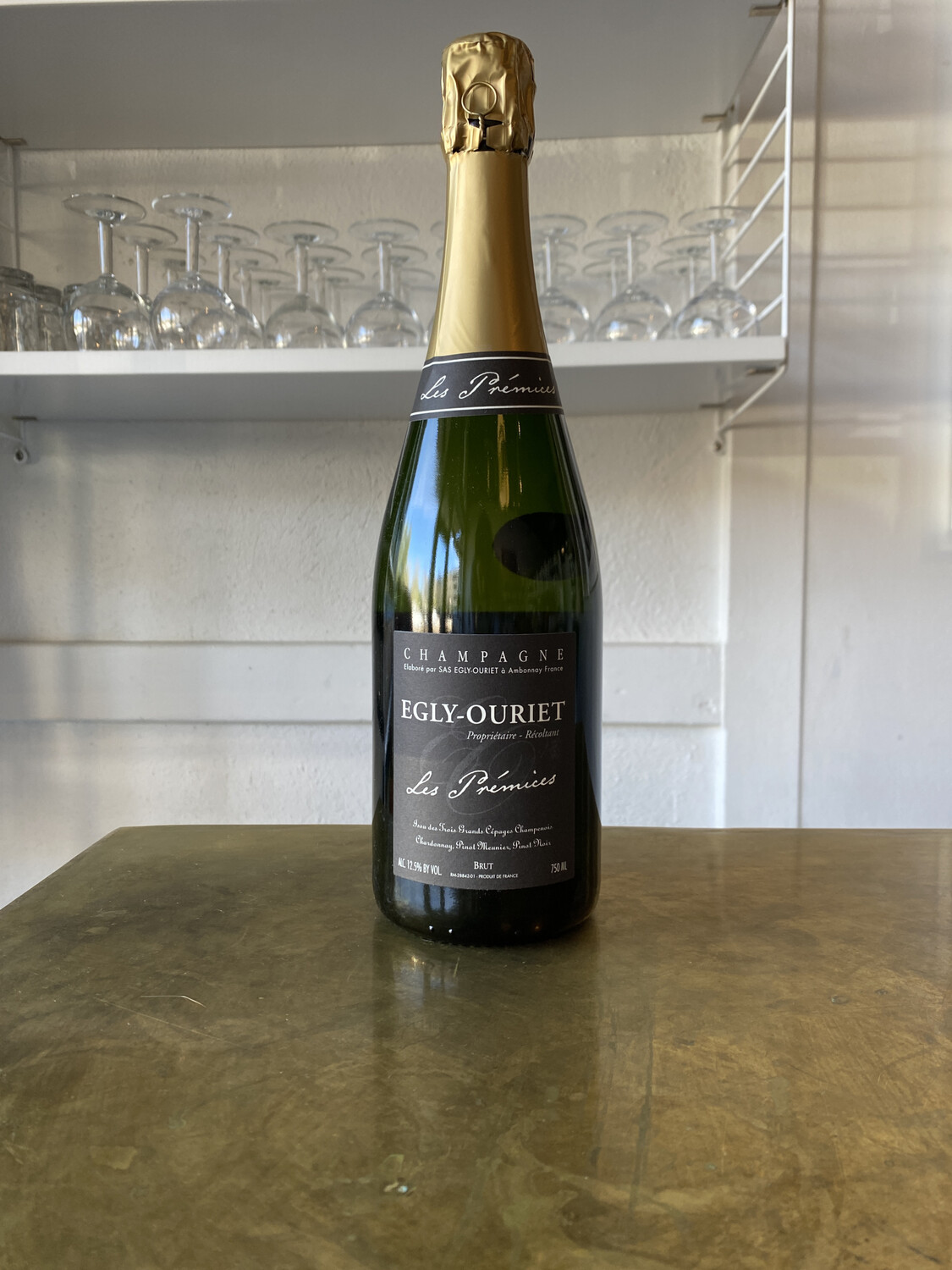 Egly-Ouriet, Champagne Brut 'Les Premices'