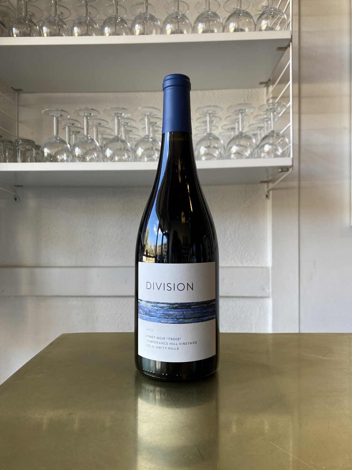 Division Winemaking Company, ' Trois' Pinot Noir (2017)