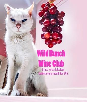 Wild Bunch Wine Club