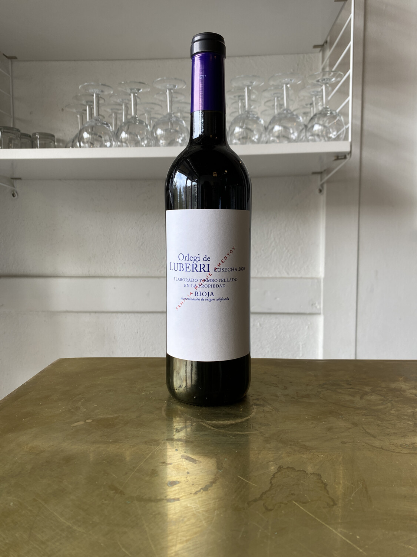 Luberri, Orlegi Rioja (2020)