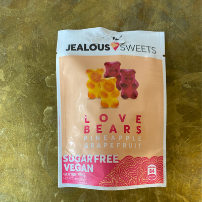 Jealous Sweets Love Bears (Sugar-free)