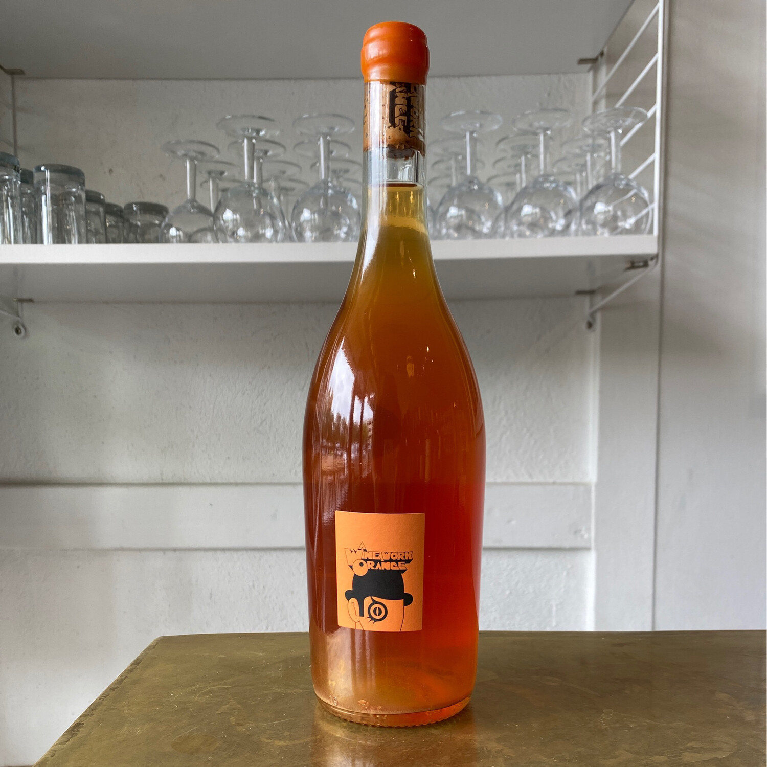 Sicus 'Wine Work Orange' (2018)