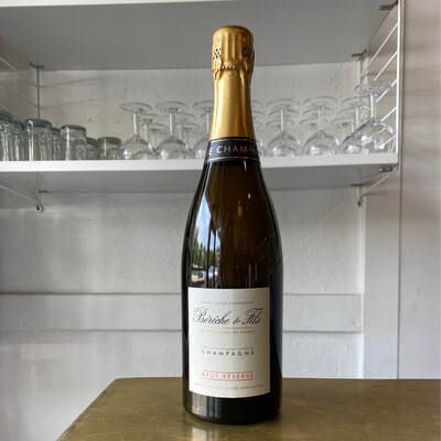 Champagne Bereche & Fils, Reserve Brut (NV)