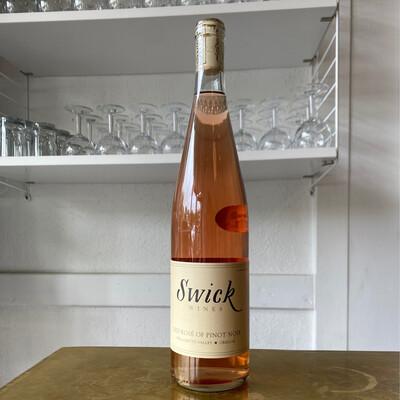 Swick Wines, Rose of Pinot Noir Willamette Valley (2020)