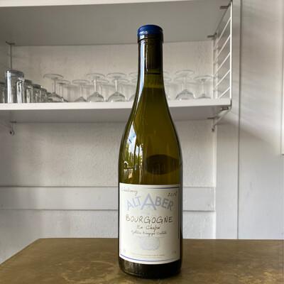 Julien Altaber 'En Chapon' Bourgogne Blanc (2018)