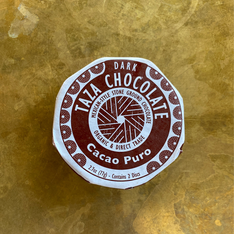 Taza Chocolate Puck Cacao Puro