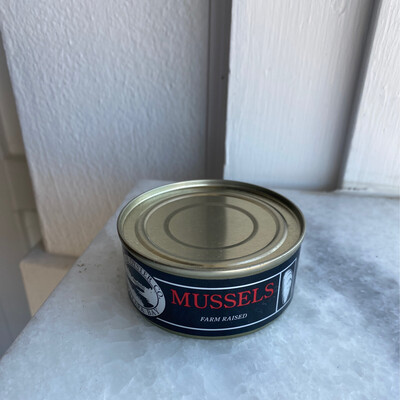 Ekone Oyster Co. Smoked Mussels