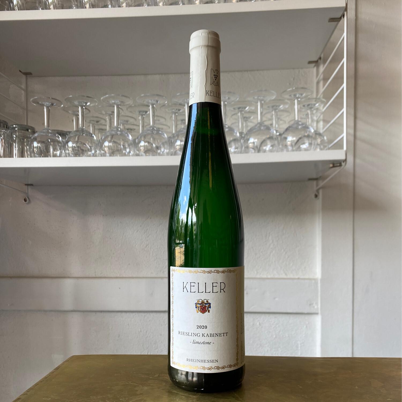 Weingut Keller, Riesling Limestone Kabinett (2020)