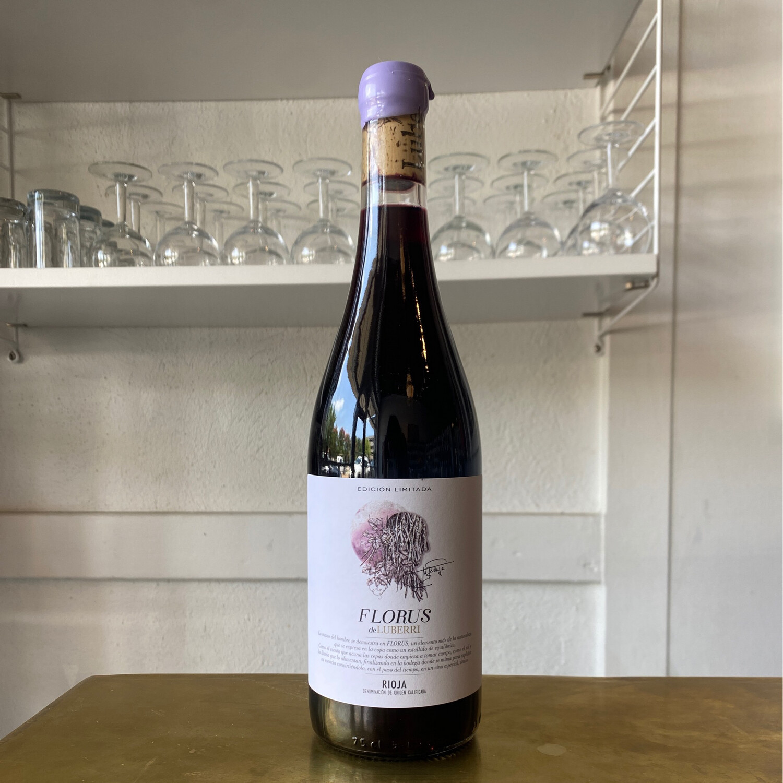 Luberri 'Florus' Rioja Alavesa (2019)