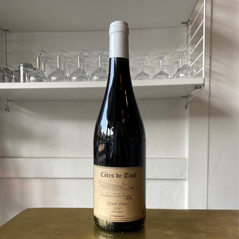Domaine Migot, Pinot Noir (2020)