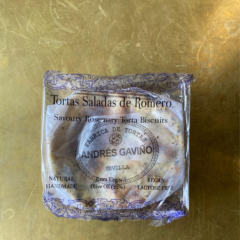 Andres Gavino Rosemary Tortas Pack