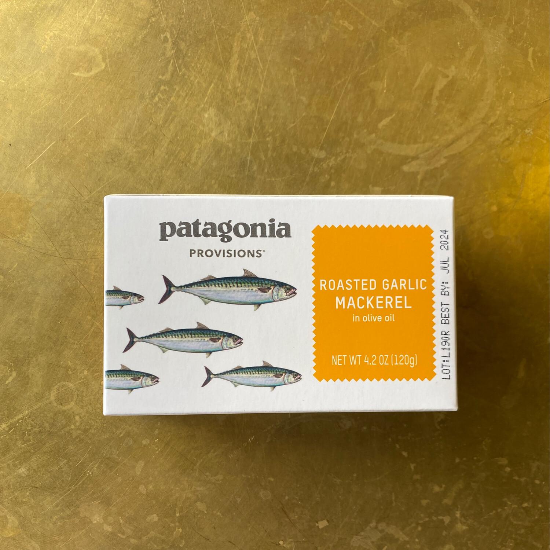Patagonia Roasted Garlic Mackerel