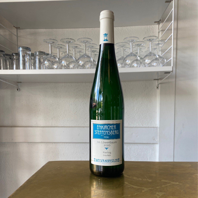 Weiser-Künstler, Riesling 'Im Lowenbaum' Enkircher Steffensberg Trocken (2020)