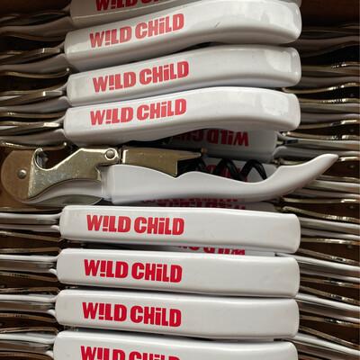 Wild Child White Corkscrew