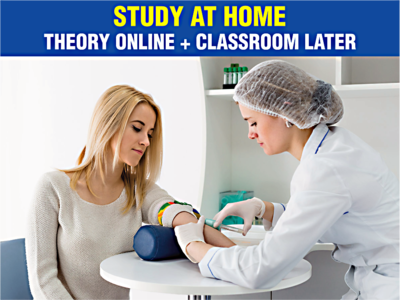 INTRODUCTION TO PHLEBOTOMY COURSE (Study at Home) - Accredited and Nationally Recognised (GPT003L)