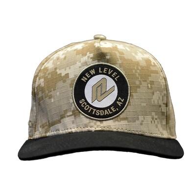 "Limited Edition ""DESERT CAMO"" Hat"
