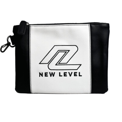 New Level Zippered Valuables Pouch