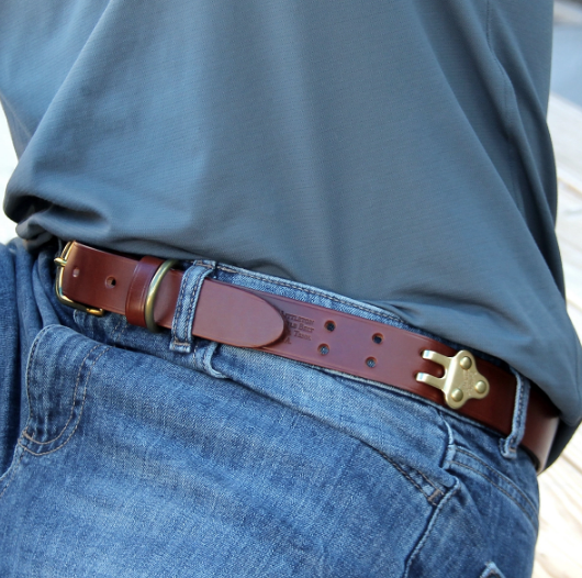No. 1 Leather Belt