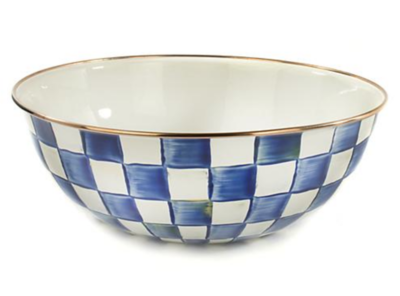 Royal Check Everyday Bowl - Extra Large