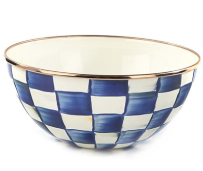 Royal Check Everyday Bowl - Small