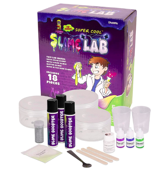 Original Super Cool Slime Lab #10552