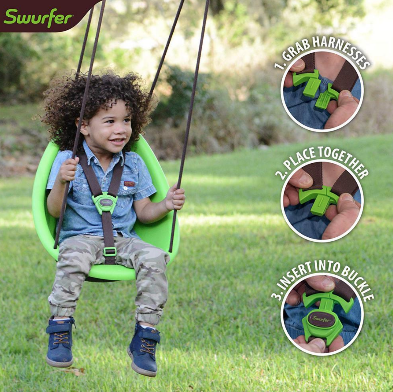 Swurfer Kiwi Toddler Swing
