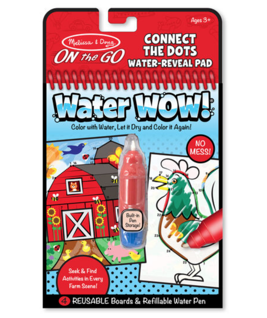 Water Wow - Farm Connect the Dots #9485